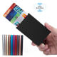2019 hot sale credit card holder rfid blocking wallet