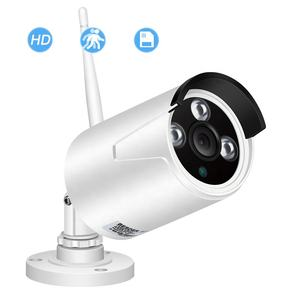 BESDER 1080P SD Karte Slot Wifi Drahtlose CCTV IP Kamera Sicherheit 2MP Indoor Outdoor Japan CCTV Kamera Mit 3 PCS Array IR LED
