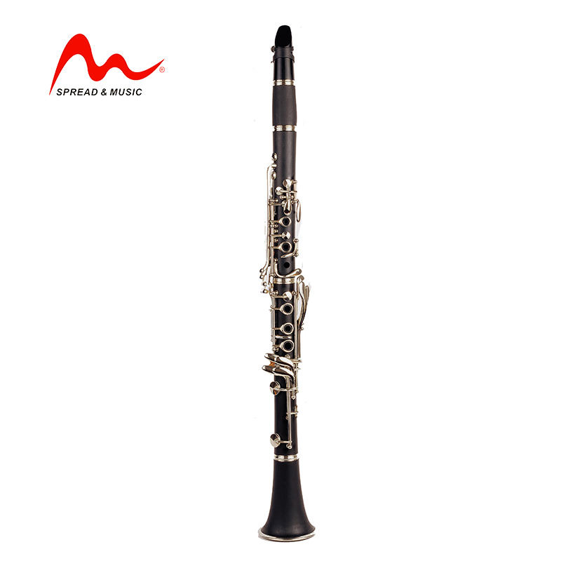 wind instrument Clarinet 17 keys Bohem system B-flat Bb Clarinet CL-1
