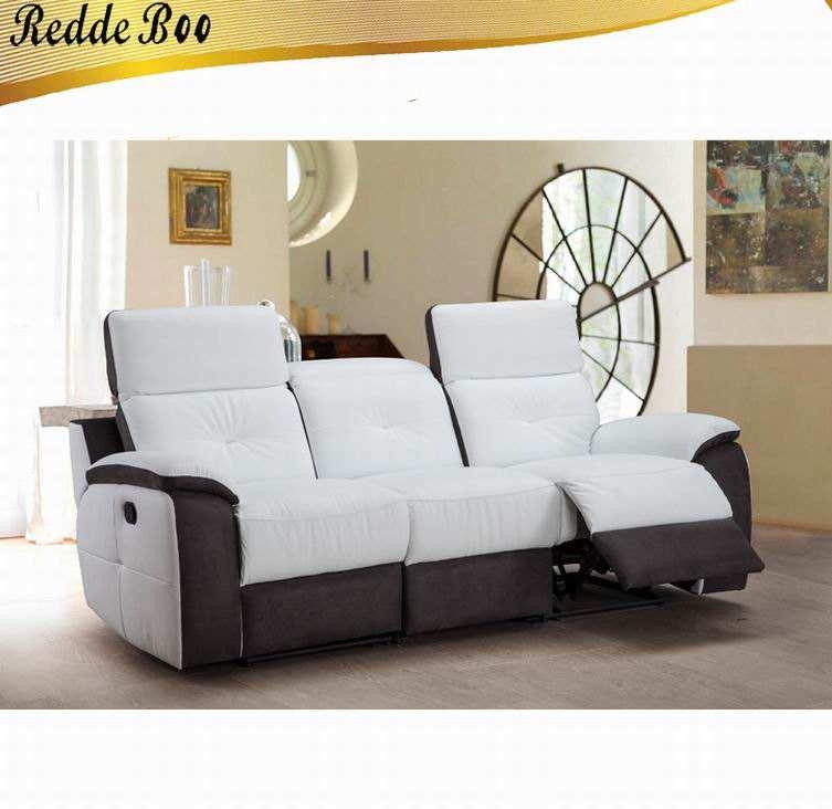 Al por mayor 3 asiento sofá reclinable sillas, sofá muebles sala