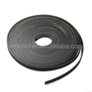 MXL XXL XL L inch rubber timing belt open width 6mm 8MM