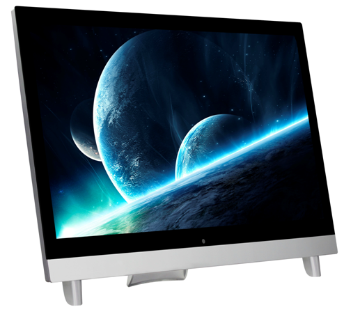 "22""~65"" Google android all in one computer TV LCD Display,Wall mounted AIO TV 1.2GHz computer with 1GB DDR3,8GB Hard disk,wifi"