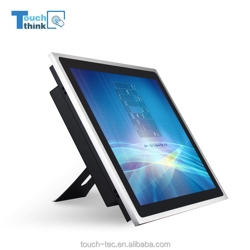 All-in-one-PC mit 15 zoll multi touch screen kapazitive touch panel PC