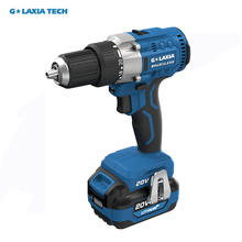 20V brushless cordless 2-speed drill/driver , 13mm chunk , 80N.m torque, li-ion battery