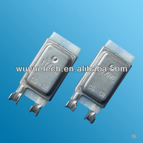 High quality 250V 10A Electric motor thermostat for China manufacturer