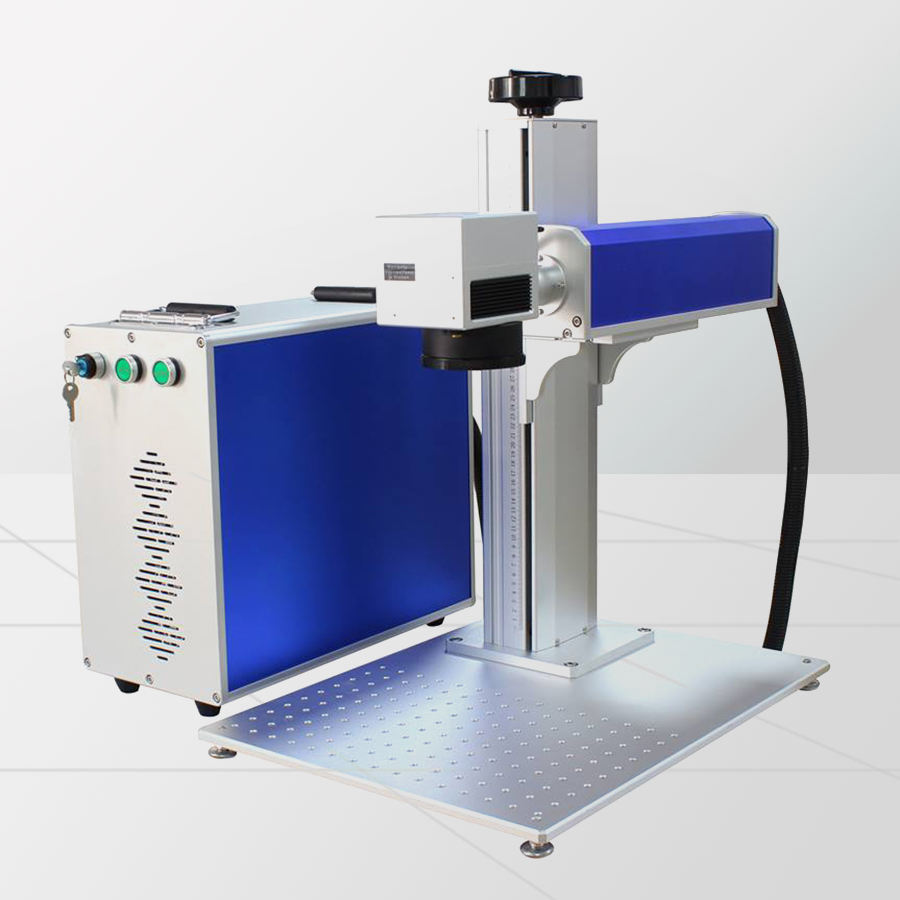 rotary device for 20w jewellery inner outer ring laser marking machine
