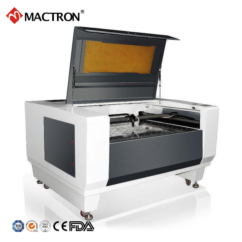 Mactron Laser 1290 Co2 Laser Cutters En Youtube Laser Graveur Machine