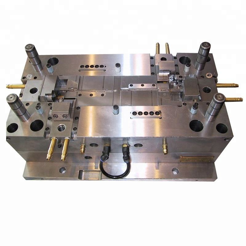 Manufacturer china custom plastic mould design rotational molding/Large injection molding services die casting mould
