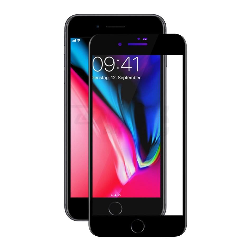 3d fingerprint resistant screen protection for iPhone 8 8+ screen protector film