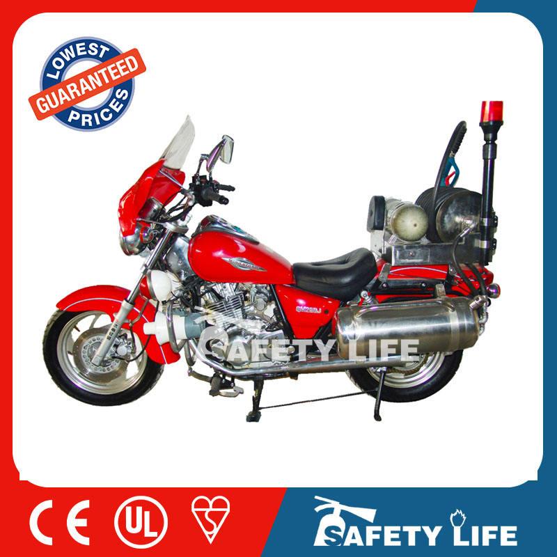 Китай пожарные мотоцикл с пожаротушения система