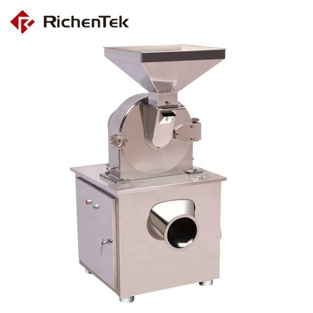 Fine size dehydrated ginger grinding machine dried ginger powder grinder