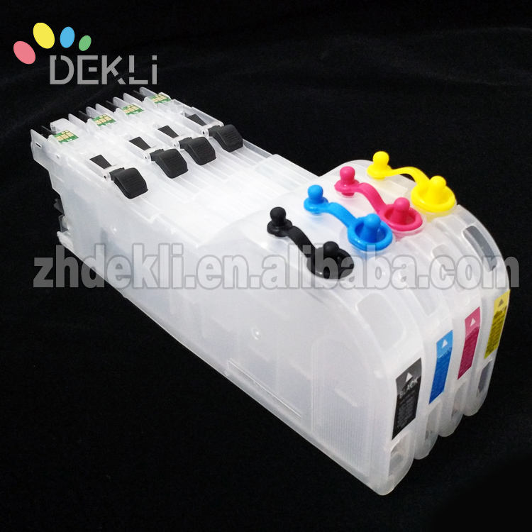 프린터 ink cartridge 대 한 Brother MFC-J4510DW MFC-J4610DW MFC-J4710DW 리필 ink Cartridge