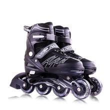 OEM ODM OBM free sample Amazon Hot selling 80mm PU wheels patines 4 ruedas inline roller skates