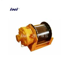 INI 35KN 3.5Ton Hydraulic Crane Winch for Truck Construction