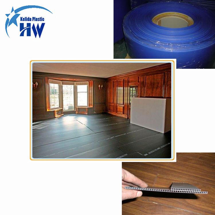 Impermeable luz fuerte hoja hueco PP <span class=keywords><strong>protección</strong></span> del piso con precio bajo