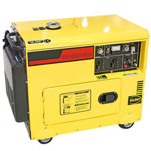 Good quality factory direct price diesel generator set 10kva 10000 watt 3 phase silent diesel generator