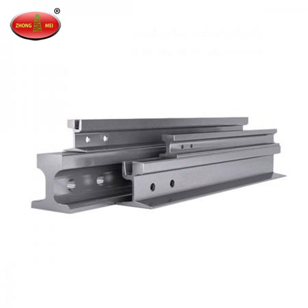 Heavy Railroad Steel Rail Track for Sale with Factory Price
