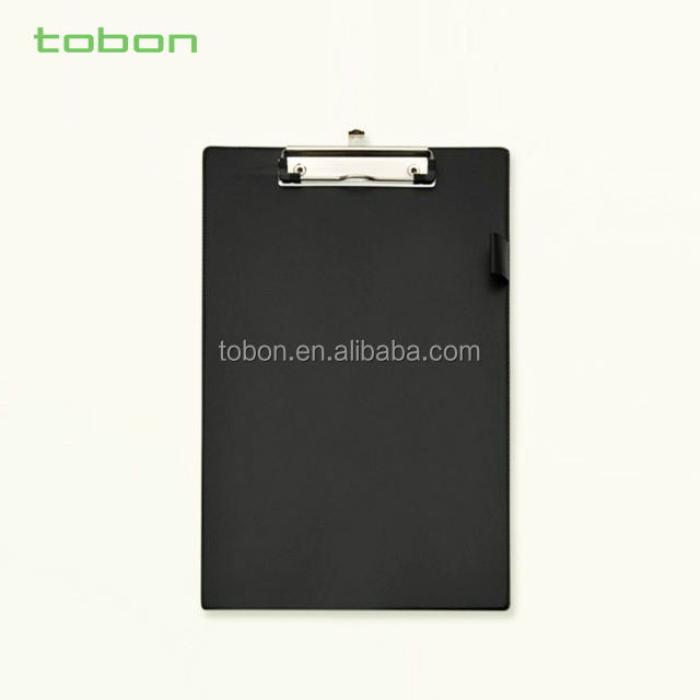 A004 FC size Wholesale professional PVC clipboard, Legal size clipboard