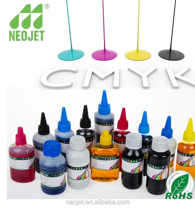 kaliteli canlı 6 renk boya mürekkep uyumlu marka hp canon epson lexmark kardeşi masa mürekkep püskürtmeli <span class=keywords><strong>yazıcı</strong></span> oem fabrika çin