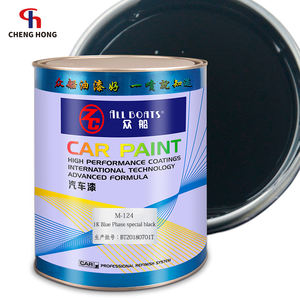 Metallic car paint meter 긴 지속 아크릴 방수 coating blue 상 special black 1 천개 auto paints