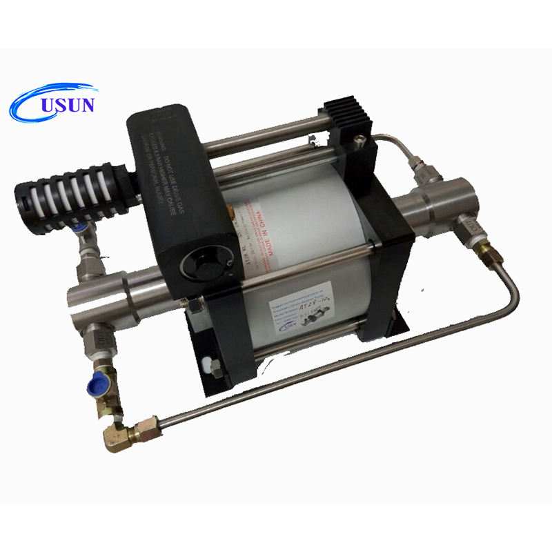 USUN Model:AT40 200-300 Bar High pressure pneumatic powered hydraulic test pump