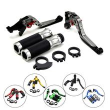 CNC PCX  Motorcycle Handle bar Grip Brake Clutch levers