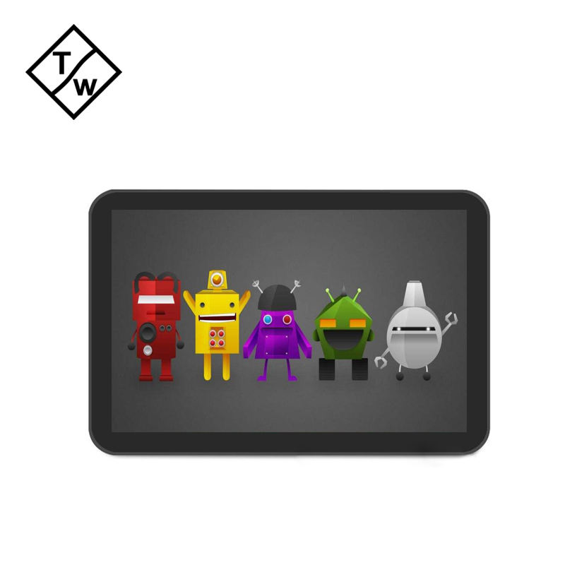 TOPWILLING Quad Core POE Powered 8 inch Android Tablet PC