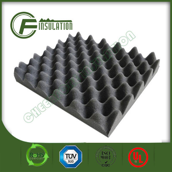 Oeuf, Pyramide, Carré, Wedge creat PU isolation phonique <span class=keywords><strong>mousse</strong></span>, l'isolation sonore <span class=keywords><strong>mousse</strong></span>