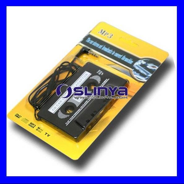 3.5MM Audio Tape Adapter Transmitters MP3 Car Cassette Player