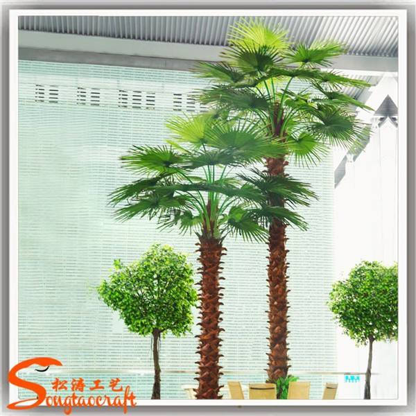 high quality types of evergreen tropical artificial architectural model tree palm trees for models washingtonia robusta