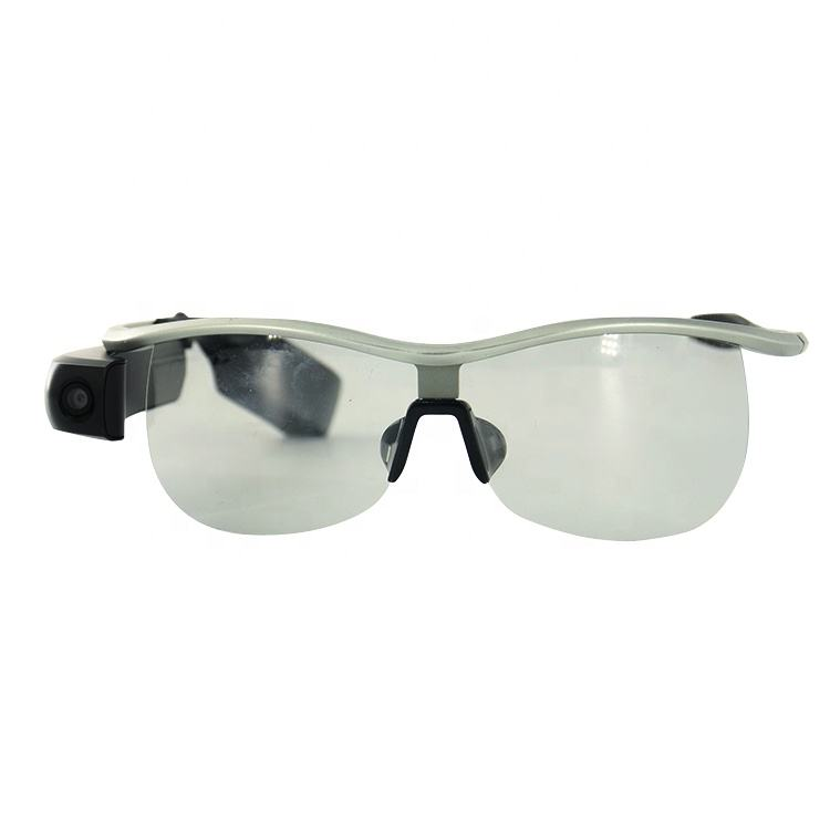 4G Smart WIFI Camera Glasses Used For Safety Protection Hidden Camera Glasses