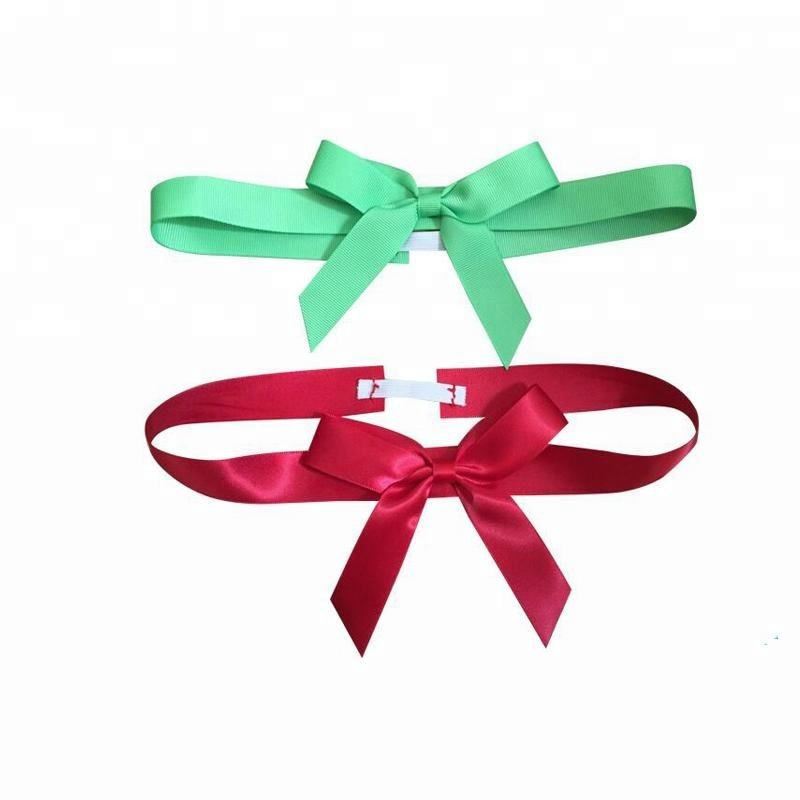 Presents 13 cm Decorative Satin Bows For Sale