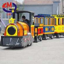 Super fun mini electric train games for indoor mall