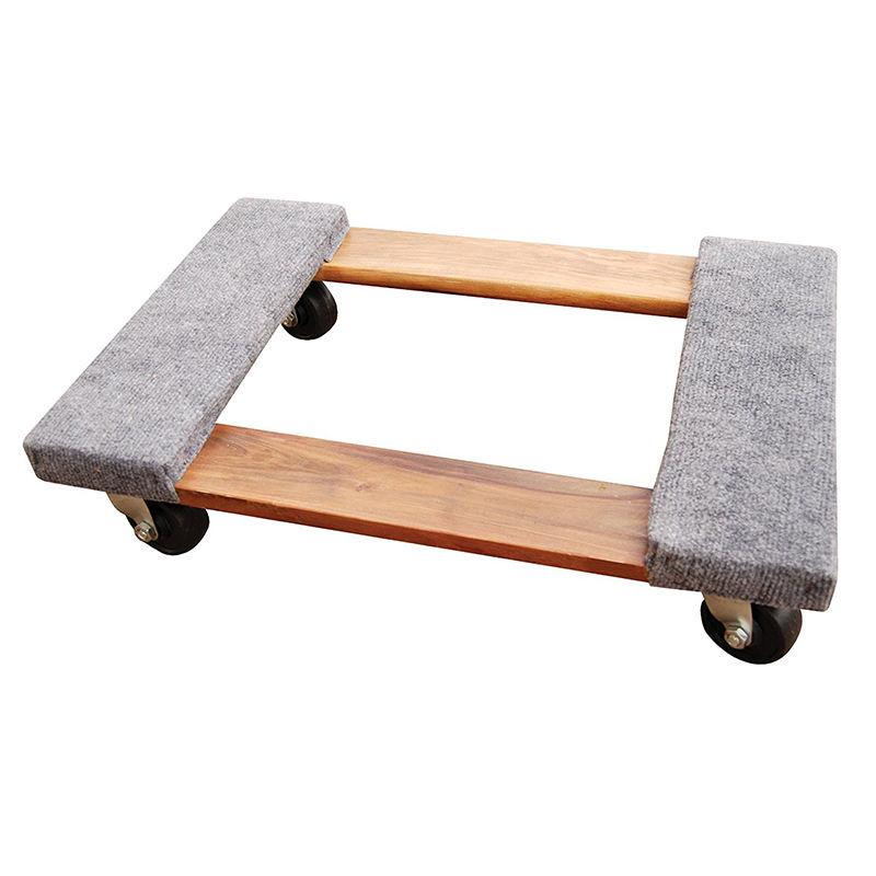Heavy duty de mover dolly 1000lb <span class=keywords><strong>le</strong></span> transfert de meubles palette dolly