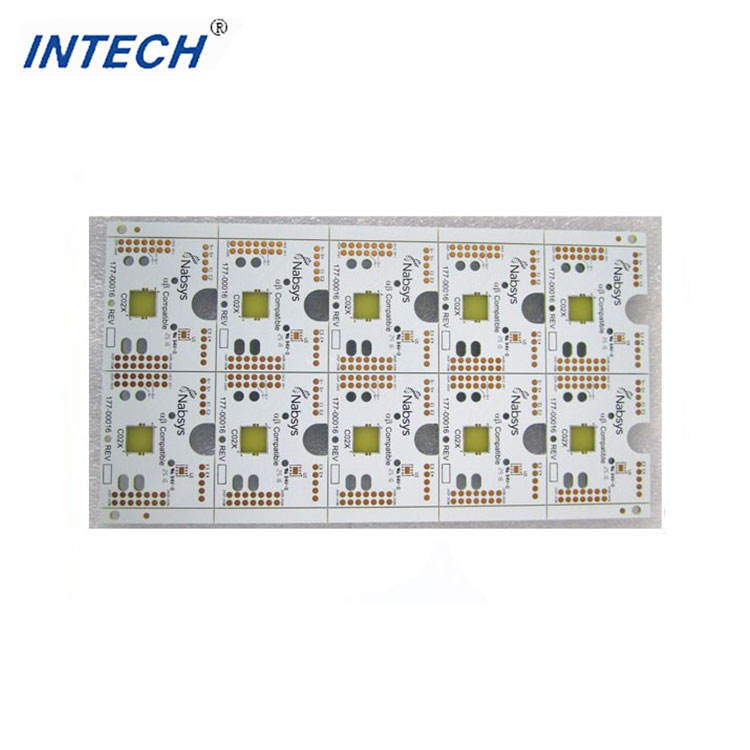 Aluminium Printplaat 94v0 Led Lamp Pcb 9W