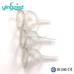 Silicone male external condom catheter with CE ISO