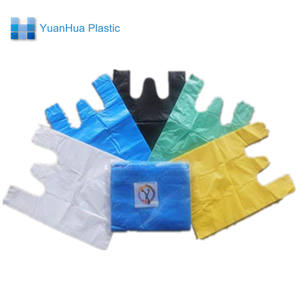 Cheap Plastic T-shirt Bag