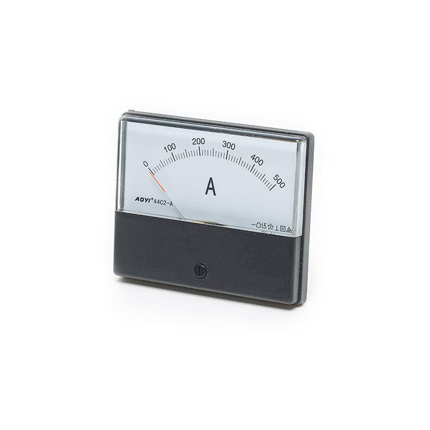 DC 0-450V Class 1.5  Analog Volt Voltage Panel Meter Voltmeter Gauge 44C2