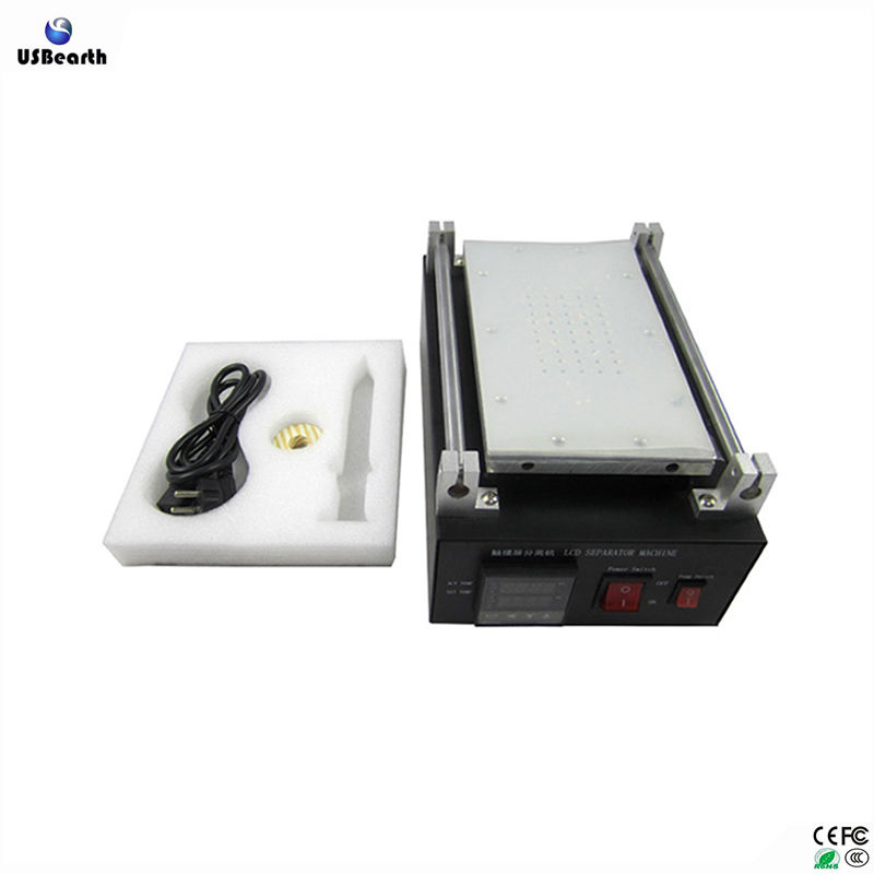 LCD Screen Separator 947 V.2 Screen Refurbishment Machine build-In Air Pump Vacuum