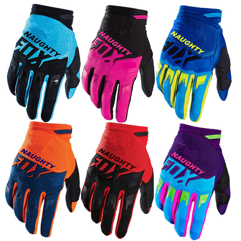Motocross Racing Gloves Mens Off-road MX MTB DH Mountain Bike Downhill Cycling Bicycle Guantes Enduro Trail Glove