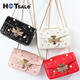 China Manufacturer Wholesale Small Moq Women Handbags Lady Designer Handbags From Thailand