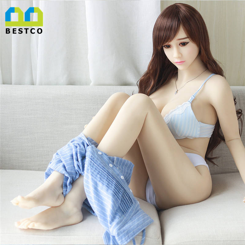2018 New Design Creative Products Half Body 3d Love Doll With Head China Real Pussy Lifelike Vagina Pussy For Men Masturbator