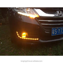 Factory 2017 year LED fog lamp DRL for Honda Odyssey
