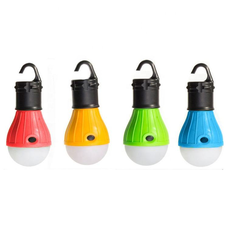 AAA Battery Hanging Bulb Led Lamp Outdoor Camping Tent Light