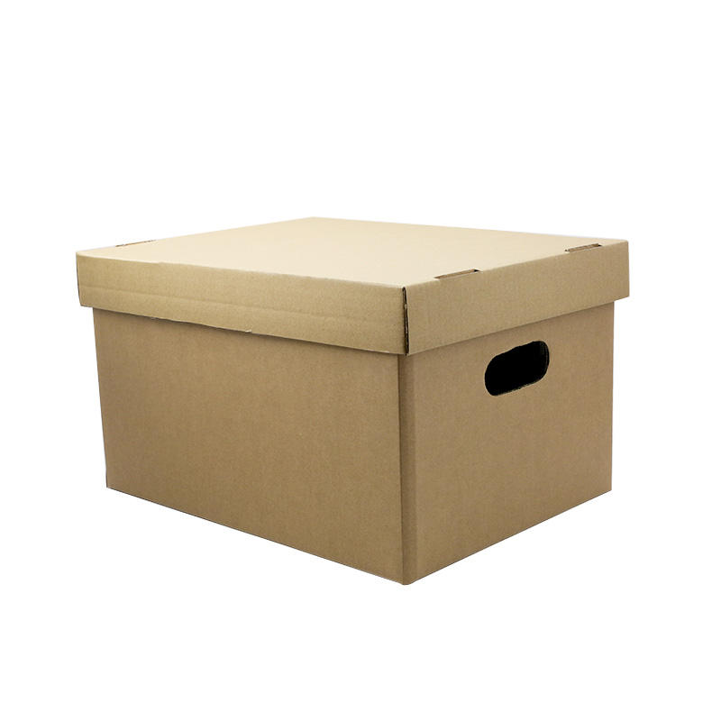 Carton carton packaging wholesale moving artifact storage aircraft boxes express paper boxes to move