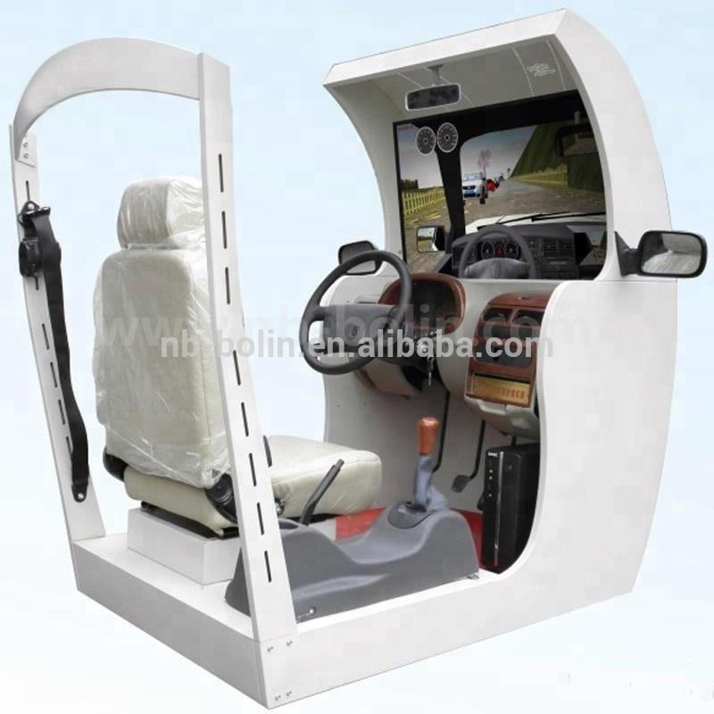 2019 best price car driving training simulator