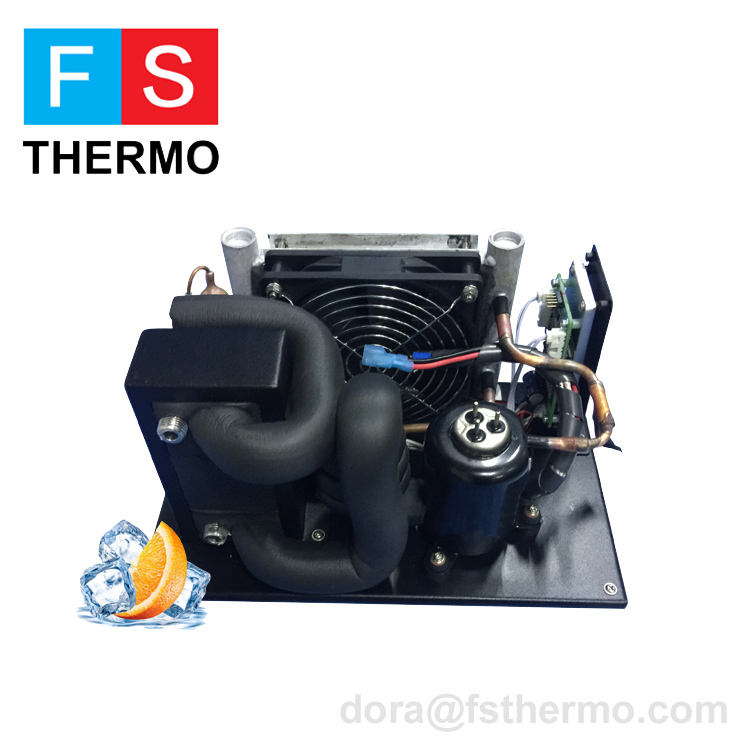 Mini cooling system 12v 24v mini recirculating chillers