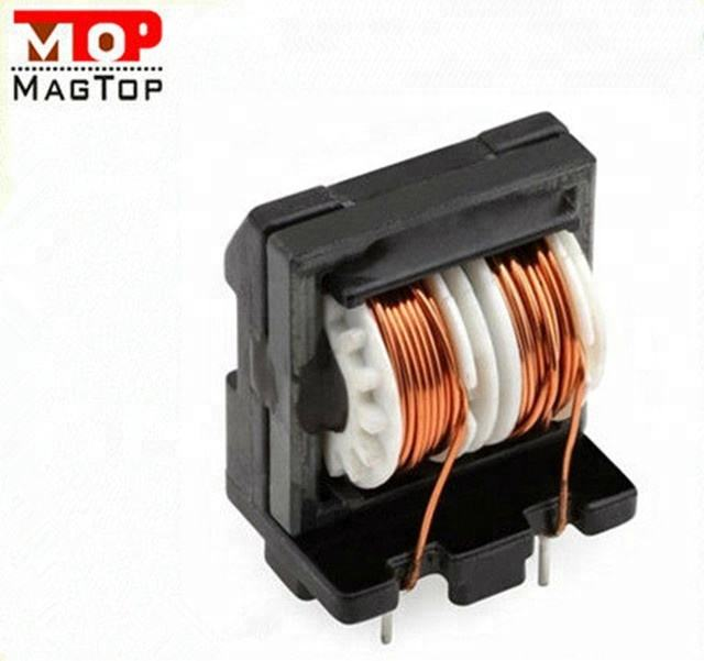 UU98 DIP Core Mounted Horizontal/Vertical Common Mode Inductor , EMI Filter , Line Filter