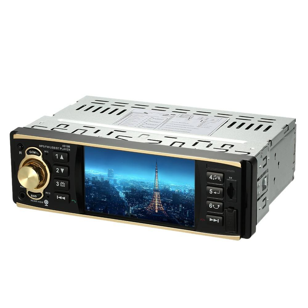 4.1 inch Universele TFT HD 1080 P Bluetooth Autoradio MP5 Speler K3840