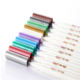1.0mm nib size metallic color pen with different colors for Paper, DIY Card, Scrap book, Album